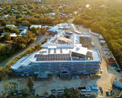 Capecare Dunsborough site - 23 October 2020