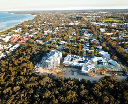Capecare Dunsborough building update October 2020